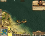 Anno 1404-campaign chapter4 corsairs investigating