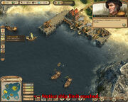 Anno 1404-campaign chapter4 warships built