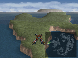 FFVIII Island Closest to Hell