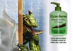 Reptile&#39;s Lizarderm