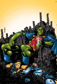 Martian Manhunter 0012
