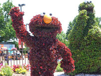 SesamePlaceTopiaries (5)