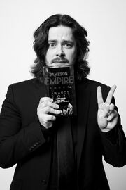 Edgar Wright Empire 2011