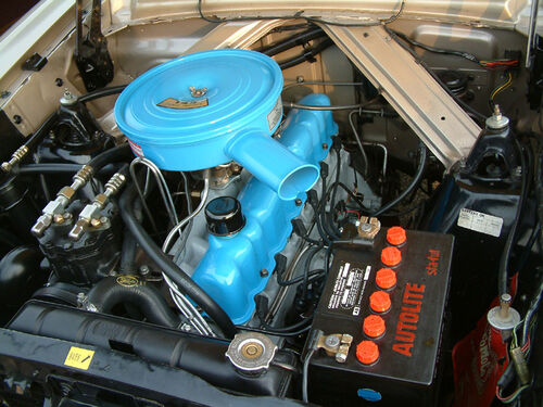 List Of Ford Engines Tractor Amp Construction Plant Wiki