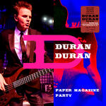 Paper Magazine Beautiful People Party duran duran