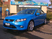 FG XR6 TURBO