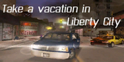 Take a vacation in LibertyCity-GTAVC-cartel