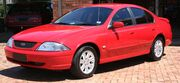 2002 Ford AU III Falcon SR Forte sedan 01