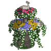 Flower Statue-icon