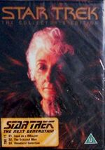 The Collectors Edition issue 15 DVD cover
