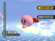 KAR Kirby Warpstar