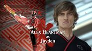 Jayden Red ranger
