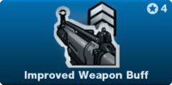 BRINK Improved Weapon Buff icon