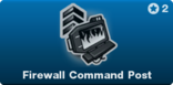 Firewall Command Post
