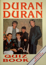 Duran duran quiz book Babylon Books