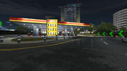 Airport Terminal 1 &amp; 2 - Gas Station