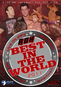 Best In the World 2011 Poster