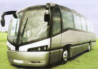 Ashok Leyland Inter-city luxury bus