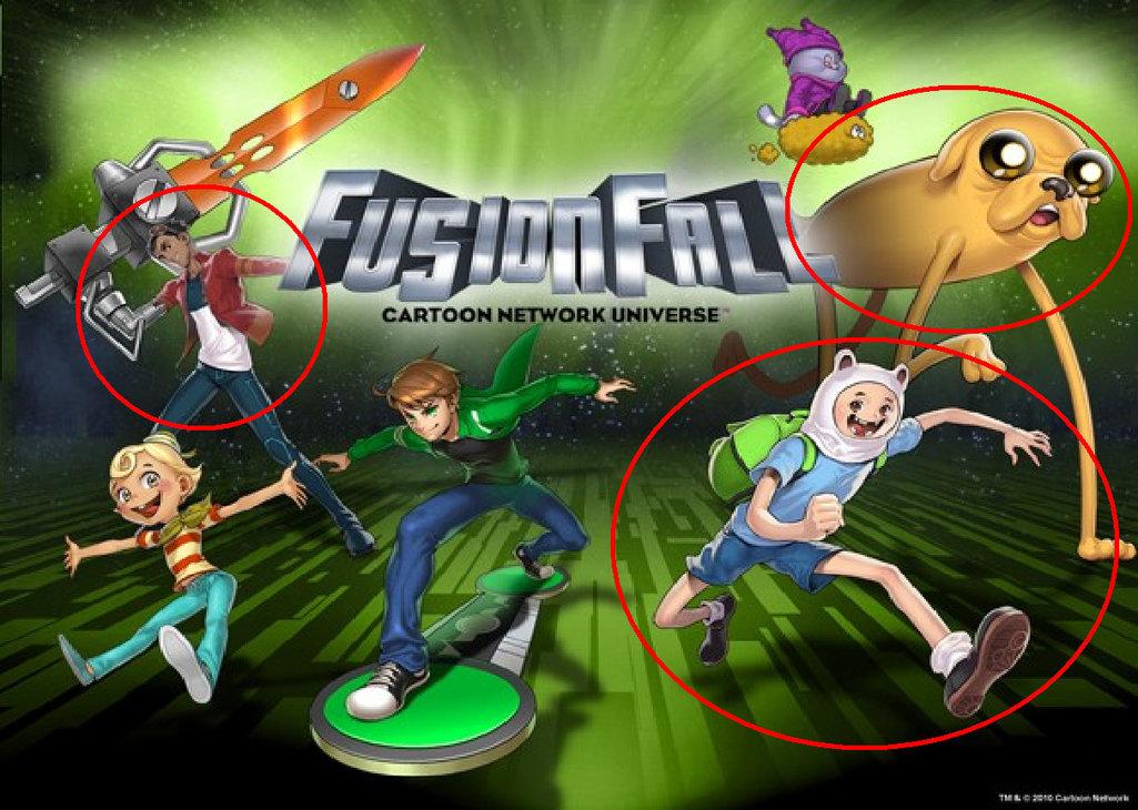 FusionFall