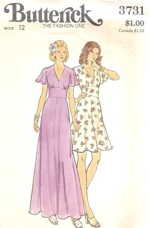 Butterick 3831
