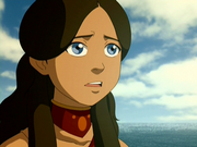 Fire Nation Katara