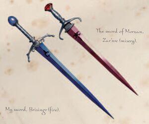 картинки фэнтези мечи