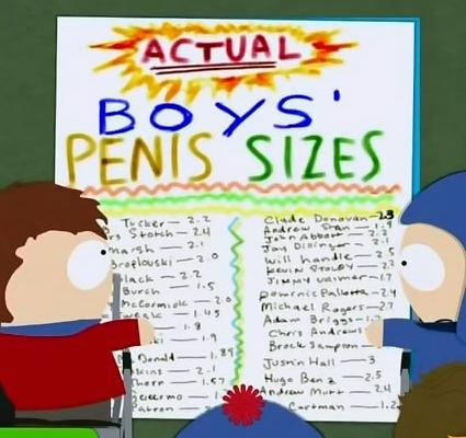 South Park American Penis 65