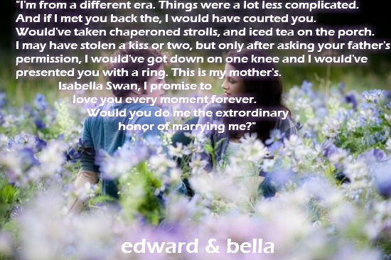 Edwardbella for BellsCullen