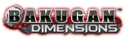 Bakugan Dimensions Official Logo