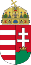 284px-Coat of Arms of Hungary.svg