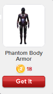 RV Phantom Body Armor