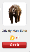 RV Grizzly Man Eater