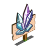 Crystals Mastery Sign-icon