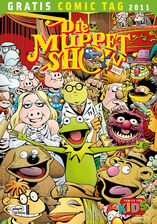 DieMuppetShow-Gratis-ComicTag2011