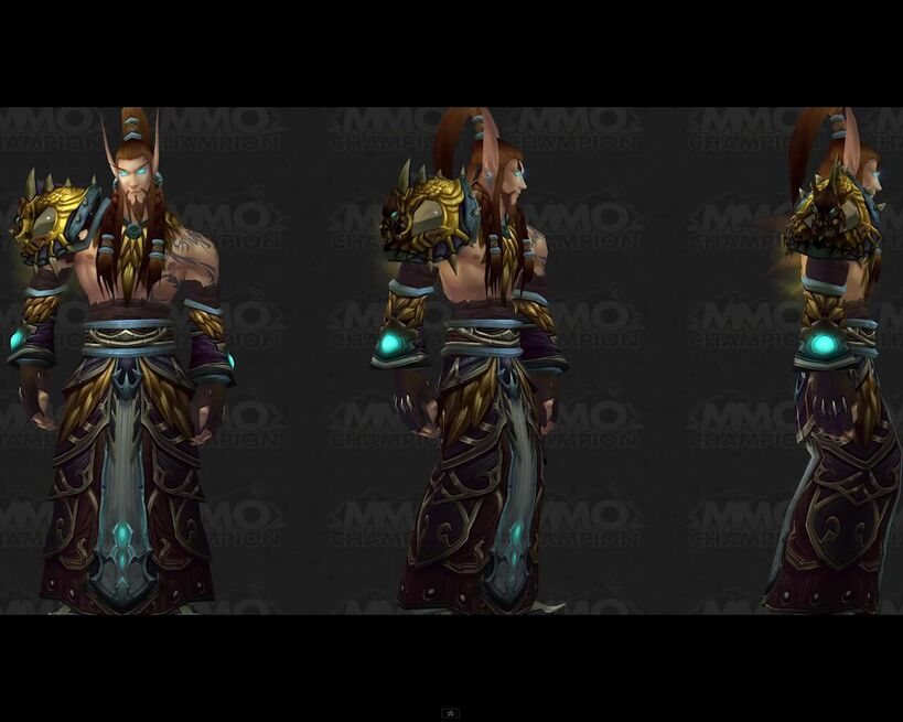 New Hero Class Dragonsworn World Of Warcraft Forums