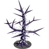 Black Spiky Tree-icon