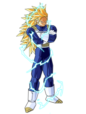 Future trunks ssj3 by db own universe arts-d3983vh