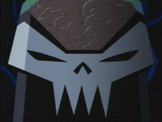 Teen Titans The Brain 3