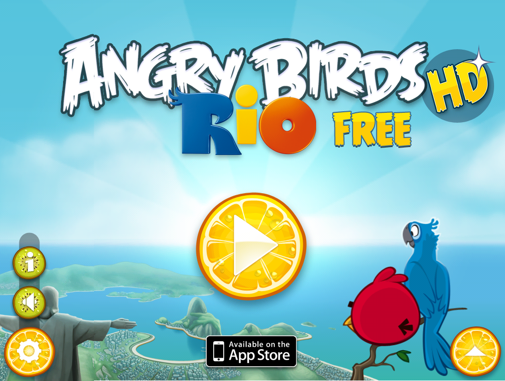 angry birds rio angry birds wiki. Black Bedroom Furniture Sets. Home Design Ideas