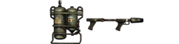 BFBC2V M2 Flamethrower ICON