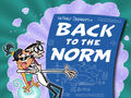 Titlecard-Back to the Norm