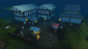 Draynor market