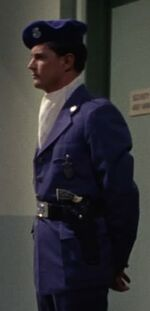 Airforce guard 1969