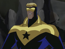 Booster Gold DCAU 001