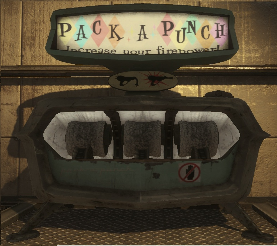 Pack-a-punch Machine - The Call Of Duty Wiki