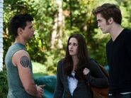 Bella, Edward and Jacob - Eclipse