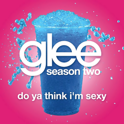 Glee-doyathinkimsexy