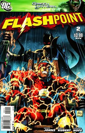 Cover for Flashpoint #2