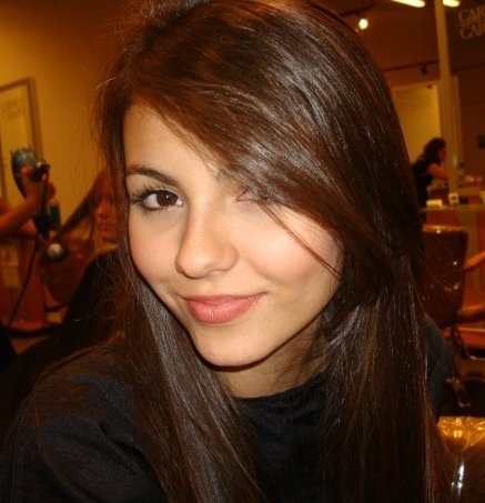 Image - Victoria-justice-pretty-brown-eyes-hair.jpg - Victorious Wiki