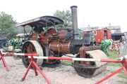 Aveling and Porter no. 3430 roller - Sarah - PB 9801 at Toddington 2010 - IMG 3677